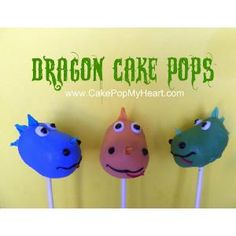 Dragon Cake Pops and Dragon Birthday Parties, Dragon Party, Birthday Ideas, Dragon Baby Shower, Baby Dragon, Dragons Love Tacos Party, Godzilla Party, Taco Cake, Knight Party