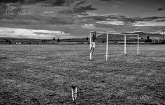 Iñaki Andrés: Fútbol.