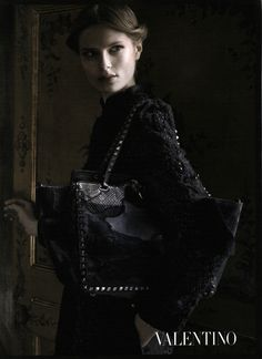 Valentino Ad Campaign Pre-Fall 2012 Shot #2