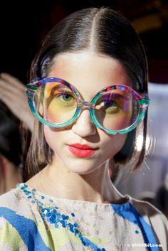 Tsumori Chisato SS/2013 Sunglasses www.facebook.com/...