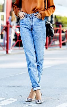 Anneli Bush - THE HIGH STREET JEANS GUIDE - A Life & Style Journal