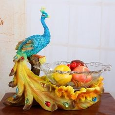 "Shop - Searching Products for ""peacock"" - Page 45 · Storenvy Peacock Living Room, Living Room Decor, Diy Diwali Decorations, Diwali Diy, Peacock Art, Clay Charms, Handmade Home Decor, Peacocks, Beautiful Interiors"