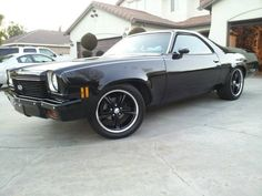 '73 Elco. I need to get to work on mine.