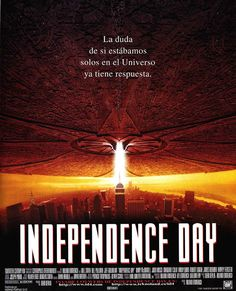 Cinelodeon.com: Independence day. Contraataque. Roland Emmerich.
