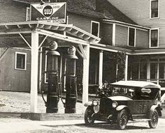 vintage gas stations | Gas stations | The Old Motor | Page 8