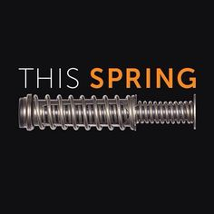 A little pre NRA Show 2015 teaser from Glock. This recoil spring assembly looks a lot like the one on the Glock 42 .380 ACP. I think we will see a Glock 43 single stack 9mm in April.
