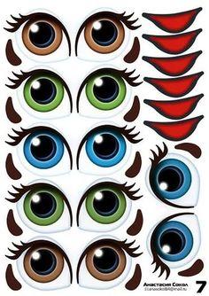 шаблон глазок 6 мм распечатать: 19 тыс изображений найдено в Яндекс.Картинках Flower Pot People, Clay Pot People, Doll Face Paint, Eye Stickers, Face Template, Cartoon Eyes, Halloween Drawings, Doll Eyes, Silhouette Cameo Projects