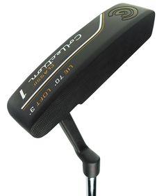 Cleveland Black Platinum Putter l Rock Bottom Golf