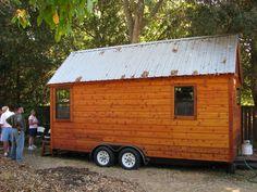 Austin's Tiny Open House