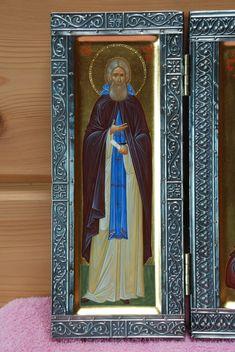 Byzantine Icons, Byzantine Art, Album, Painting, Saints, Emboss, Icons, Fresco, Modern