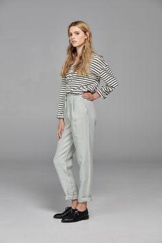 #basics #stripes #barebones #core #fashion #nzfashion #newzealand #winter #2016
