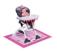 Creative Converting Fun at One Happy First Birthday Girl High Chair Kit by Creative Converting, http://www.amazon.com/dp/B004JRKDW0/ref=cm_sw_r_pi_dp_A7GTrb1ZQFZ4M