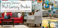 Click to shop items in Nebraska Furniture Marts Mid-Century Modern Showcase
