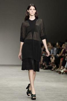 Calvin Klein Collection Spring Summer Ready To Wear 2014 New York #MBFW #NYFW
