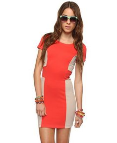 Lose the sunglasses and this could be a great summer work dress!
