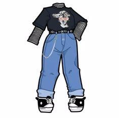 manga clothes gachalifeclothes gachaedit e-girl. Drawing Anime Clothes, Manga Clothes, Anime Girl Drawings, Kawaii Clothes, Kawaii Drawings, Cute Drawings, Fashion Design Drawings, Fashion Sketches, Anime Outfits