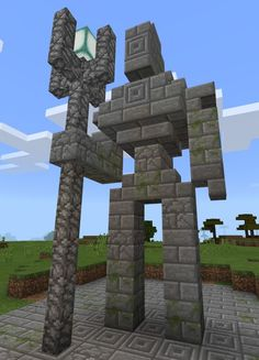 … – Architektur und Kunst - Mine Minecraft World Château Minecraft, Plantas Do Minecraft, Casa Medieval Minecraft, Construction Minecraft, Minecraft Statues, Minecraft Structures, Cute Minecraft Houses, Minecraft Houses Blueprints, Amazing Minecraft