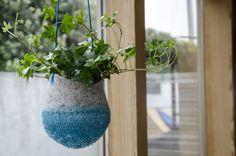 Pot de fleur: design et système unique par Maria Bujalska!