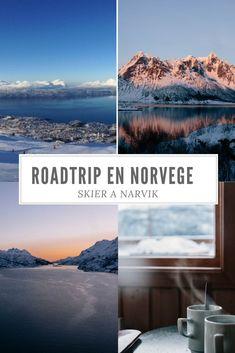 Où skier en Norvège ? Narvik la plus belle station de ski du monde #ski #norège
