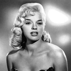 Diana Dors died May 4, 1984 aged 52 RIP Photo: The Unholy Wife (1957)