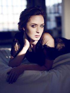 Emily Blunt (1983). Actress. Starred in The Devil Wears Prada, The Adjustment Bureau, and The Young Victoria. Endorsements include, Yves Saint Laurent- Opium perfume (*source unknown)