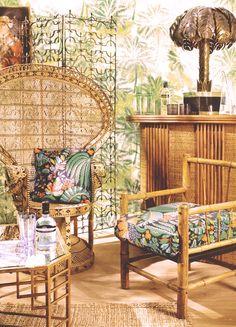 Peacock Chair. Helllo Tropical Style, Tropical Decor, Tropical Interior,  Tropical Houses,