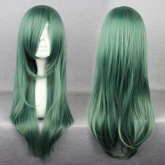 Aliexpress.com: Comprar Pelucas Cosplay Manga Kagerou proyecto Kido Tsubomi resistente al calor para mujer peluca de pelo de peluca anillo fiable proveedores en Cosplay Sky
