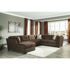 Signature Design by Ashley Delta City Left Sectional