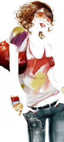 ♪ Arte de Sophie Griotto