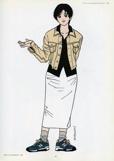 30件90年代イラスト おすすめ画像 2019 スケッチキャラクター