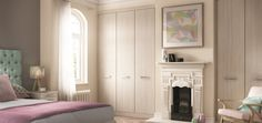 Our Radley Collection of Contemporary Fitted Bedrooms | Hammonds