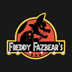 This is like a mixture of Jurassic Park and FNAF! Five Nights At Freddy's, Freddy S, Jurassic Park T Shirt, Dinosaur Movie, Foxy And Mangle, Good Horror Games, Fnaf Wallpapers, Fnaf Sl, Transformers