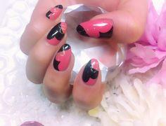 valentine nail 46278