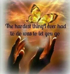 ♥ GRIEF SHARE: Plantation United Methodist Church, 1001 NW 70 Avenue, Plantation, FL 33313. (954) 584-7500. ♥hard and still trying to let you go - seems I can only let go a little at a time