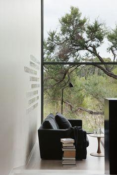 #Window #Large #Outside #View #Modern #Livingroom
