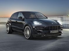 Porsche Macan S Diesel mit 310 PS: Hamann Motorsport gibt Premium-SUV die Sporen