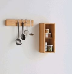 Object of the day: new Muji shelving