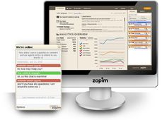 Live Support Software, Live Chat Support Software Online, Livechat Software, Live Customer Help Software - Zopim.com