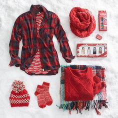We've got red hot #AEOSTYLE to make your holiday the best one yet. #AEOGIFTS