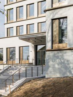 Erweiterung Schulhaus Hünenberg