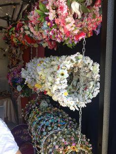 flower crown market