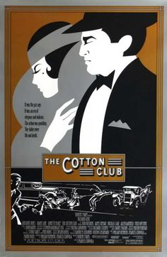 The Cotton Club Movie | The Cotton Club movie poster
