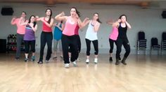 """Francesca Maria 's Zumba version of """"I want you back"""" by Tito Nieves.Sal..."""