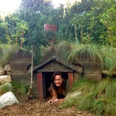 1000 images about private space on pinterest hobbit Make your own toad house