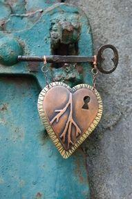 Doors-Portes-Porte ~ unlock my heart. I Love Heart, Key To My Heart, Heart Art, Under Lock And Key, Key Lock, Door Knobs And Knockers, Old Keys, My Funny Valentine, Valentines