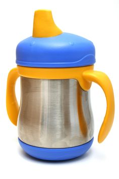 Step away from the sippy cup! Parents often view it as a developmental milestone, when in fact it was invented simply to keep the floor clean and was never designed for developing oral motor skills.