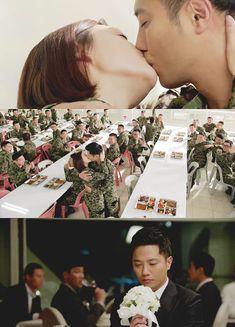 Kim Ji-won as Yoon Myeong-joo Jin Goo as Seo Dae-Young Descendants of the sun Seo Dae Young, Desendents Of The Sun, Descendants Of The Sun Wallpaper, Song Joon Ki, Best Kdrama, Jungkook And Jin, Drama Funny, Jin Goo, Netflix