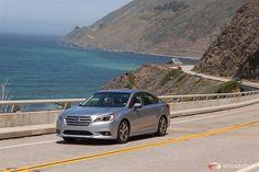 2015 Subaru Legacy Review
