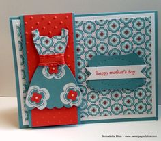 Bookmark Mothers Day Card by BernieB - Cards and Paper Crafts at Splitcoaststampers