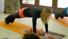 4. Strengthen: High Plank